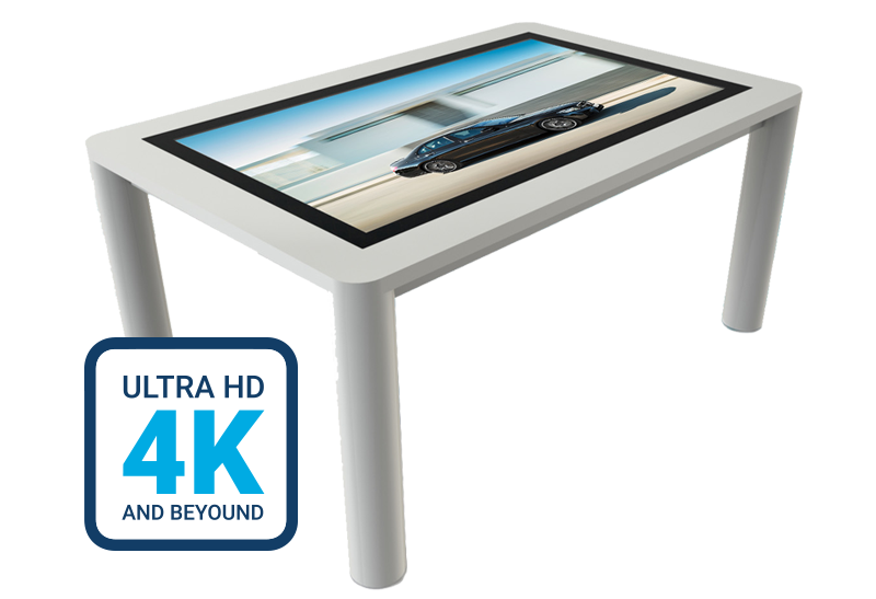 ods multi touch tafel one display solution
